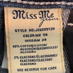 Miss Me Jeans - Miss Me Jeans
